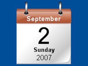 Screenshot for Date Display